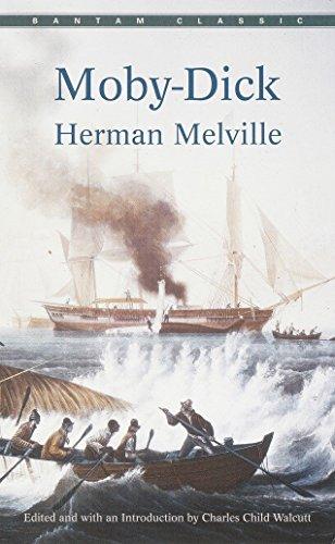 Moby-Dick (Bantam Classics), Melville, Herman