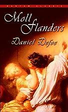 Moll Flanders (Bantam Classic) by Daniel…