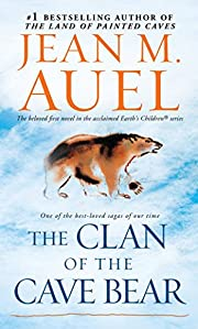The Clan of the Cave Bear af Jean M. Auel
