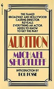 Audition de Michael Shurtleff