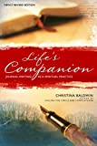 Life's Companion : Journal Writing As A Spiritual Quest