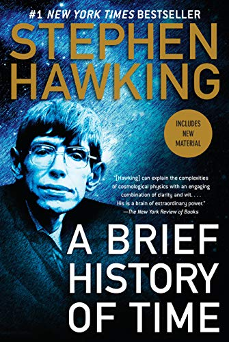 A Brief History of Time: From the Big Bang to Black Holes written by Stephen Hawking