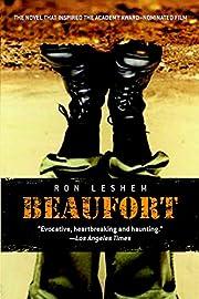 Beaufort por Ron Leshem