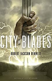 City of Blades: A Novel (The Divine Cities)…