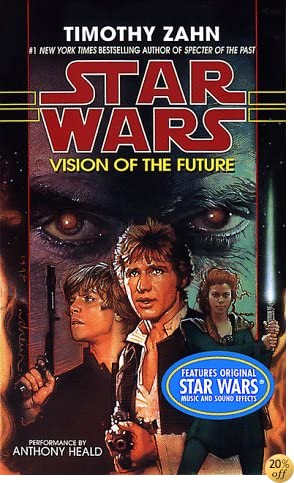 Vision Of The Future by Timothy Zahn ...