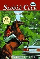 Summer Rider (Saddle Club(R)) by Bonnie…