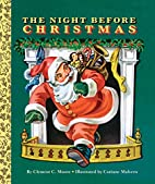 The Night Before Christmas (Big Golden Board…
