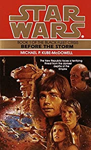 Before the Storm (Star Wars: The Black Fleet…