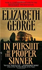 In Pursuit of the Proper Sinner by Elizabeth…