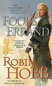 Fool's errand por Robin Hobb
