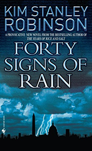 Forty Signs of Rain (Science in the Capital), Robinson, Kim Stanley