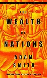 The Wealth of Nations de Adam Smith