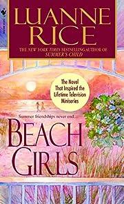 Beach girls de Luanne Rice