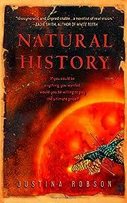 Natural History av Justina Robson
