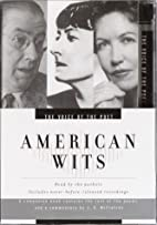 The Voice of the Poet: American Wits by J.…