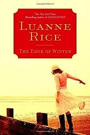 The Edge of Winter – tekijä: Luanne Rice