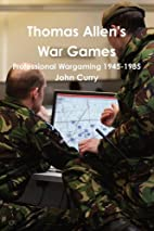 Thomas Allen's War Games Professional…
