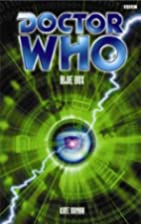 Blue Box (Doctor Who) by Kate Orman
