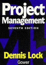 Project Management av Dennis Lock