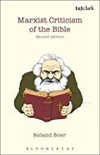 Marxist Criticism of the Hebrew Bible:…