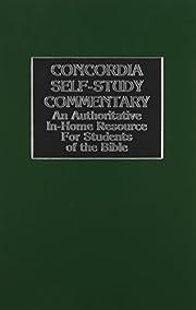Concordia Self-Study Commentary av Concordia…