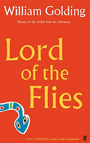 Lord of the Flies written by William Golding