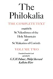 The Philokalia: The Complete Text (Vol. 2):…