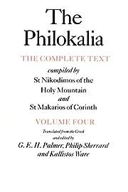 The Philokalia, Volume 4: The Complete Text;…