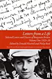 Letters from a life : the selected letters and diaries of Benjamin Britten, 1913-1976 / edited by Donald Mitchell ; assistant editor: Philip Reed ; associate editors: Rosamund Strode, Kathleen Mitchell, Judy Young