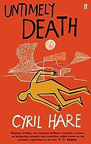 Untimely Death de Cyril Hare