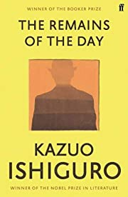 The remains of the day von Kazuo Ishiguro