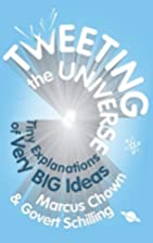 Tweeting the Universe: Tiny Explanations of…