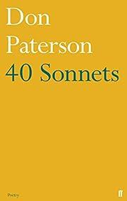 40 Sonnets av Don Paterson