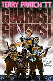 Guards! Guards! – tekijä: Stephen Briggs