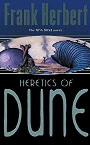 Heretics of Dune (Gollancz SF S.): The Fifth…