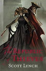The Republic of Thieves – tekijä: Scott…