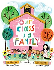 Our Class is a Family de Shannon Olsen
