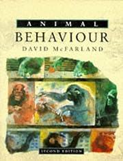 Animal Behaviour: Psychobiology, Ethology…