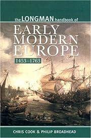 The Longman Handbook of Early Modern Europe…