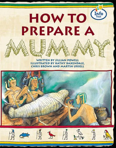 How to prepare a Mummy