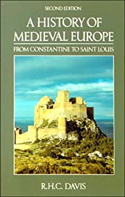 A History of Medieval Europe: From…