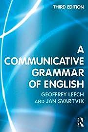 A Communicative Grammar of English, Third…
