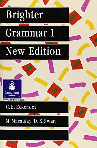 Brighter grammar 1.