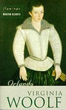 Orlando: A Biography by Virginia Woolf