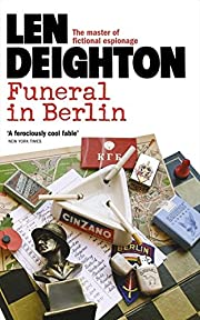 Funeral in Berlin av Len Deighton