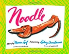 Noodle by Munro Leaf
