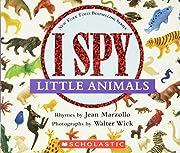 I Spy Little Animals av Jean Marzollo