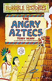 The Angry Aztecs (Horrible Histories) af…