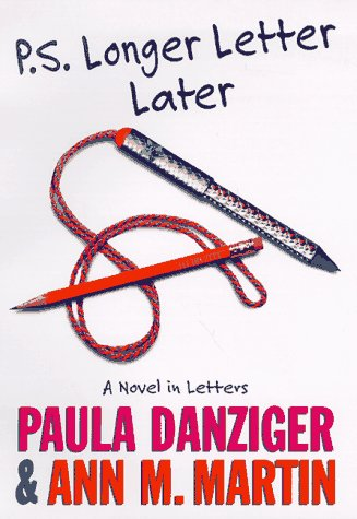P. S. Longer Letter Later: A Novel in Letters   Lexile® Find a