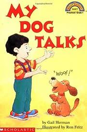 My Dog Talks (Hello Reader (Level 1)) por…